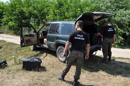 Украинские пограничники подорвались на фугасе боевиков