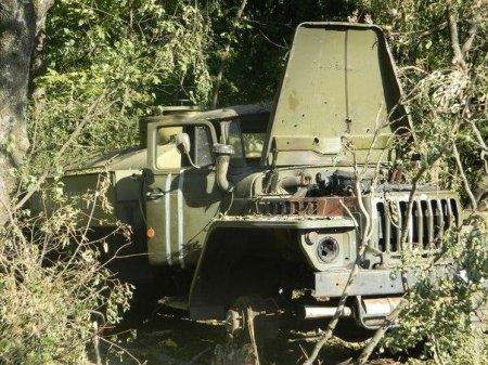 Боевики предприняли попытку атаки Мариуполя